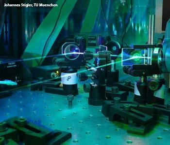 laser table setup